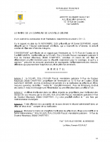 20-1101 ARRETE DU MAIRE PERIL IMMINENT SAMREV